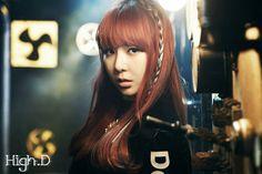 SONAMOO High.D (Kim Do Hee) Birthdate: 21.12.1996