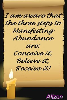 Daily Affirmations that work with the LOA can have incredible life changing results. Positive thought combined with Law of Attraction Affirmations for attracting wealth can change your bad luck to good luck and allow you to become debt free and manifest money, attract wealth, abundance and success. Discover how attracting money with affirmations can transform your life. Click to discover more http://www.alizons-psychic-secrets.com/wealth-spells.html