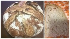 Home made bread.... cooked with heart and a Zio Ciro wodburning oven****
