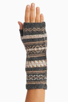 Mittens easy for texting!