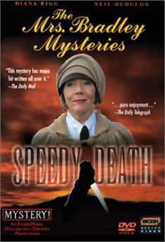 Bradley Mysteries' PBS series, starring Dame Diana Rigg as the thoroughly modern, sleuth. Oh, boo! You can only stream this 1 episode at the moment.I'd love to see them all! British Mystery Series, Pbs Mystery, Mystery Stories, Tristan Gemmill, Dame Diana Rigg, Russell Tovey, Celebrity Photography, Greatest Mysteries, Television Program