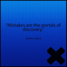 💫 Don't be afraid to make mistakes.