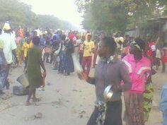 Tchad, le peuple prend progressivement la rue - La Presse Tchadienne