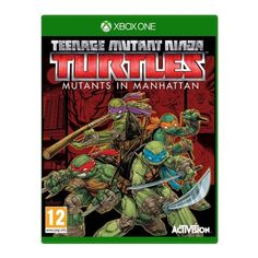 Tmnt Teenage Mutant Ninja Turtles Mutants In Manhattan Xbox One Game | http://gamesactions.com shares #new #latest #videogames #games for #pc #psp #ps3 #wii #xbox #nintendo #3ds