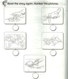 Lesson 12 Ary Ant and Dolly Dove Lesson 11 The Hare and