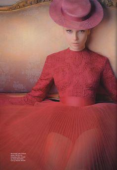 Model:Jemma Baines   Magazine: Marie Claire November 2012   Shoot: Troyt Coburn