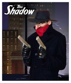 What if Pixar remade the Shadow and other pulp classics?