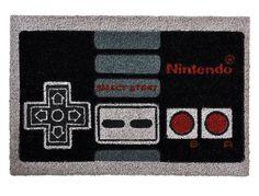 Nintendo Doormat NES Controller