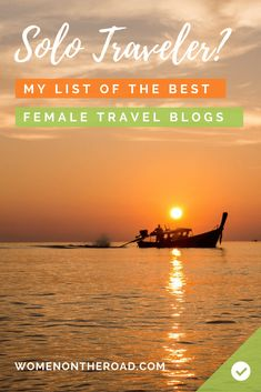 Best Solo Female Travel Blogs Solo Travel Tips, Packing Tips For Travel, Travel Guides, Time Travel, Travel City, Travel Alone, Travel Photos, Travel Inspiration, Traveling By Yourself
