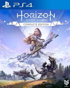 [Image] Horizon: Zero Dawn complete edition announced #Playstation4 #PS4 #Sony #videogames #playstation #gamer #games #gaming