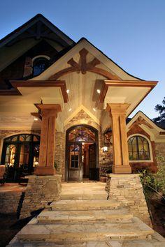 Smoky Mountain House Plan (4)