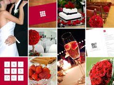 Elegante Hochzeit