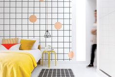Slaapkamer trend 2016 The Grid & Letting Go