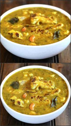 Cauliflower Dal is a healthy and nutritious, spicy and flavorful recipe that will be loved by people of all age group. This recipe is vegan and gluten free. #vegan #glutenfree #lunch #dinner #spicy #recipe #food