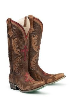 Lane Boots Grace in Brown / Tan / Red Cross Design Cowgirl Boots Lane Boots, http://www.amazon.com/dp/B005TJD33I/ref=cm_sw_r_pi_dp_KMX5qb1XCPT6D