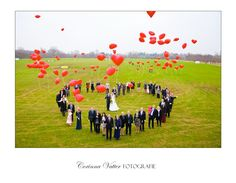Wedding Group Shot | Wedding Photographer | Hochzeitsfotograf Corinna Vatter, Duisburg, Germany
