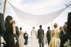 Luxury wedding on the French Riviera. Photography: Adam Alex I Planning & Design: Lavender & Rose I A & M