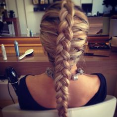 Yes is did :) I like braids, feel free to create some braids for your hair this summer .!! Cheers