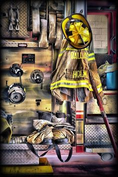 Firefighters! Love Mine!