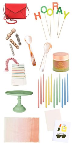 Design Inspiration: Birthday Party Essentials - Aida Mollenkamp