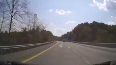 Driving from Evans, West Virginia to South Charleston, WV