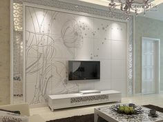 tile designwall - Living Room Wall Tiles Design