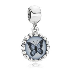Charms: Pandora has Sterling Silver, 14k Gold, and Two-Tone Charms   PANDORA