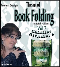 A step by step guide to the art of book folding