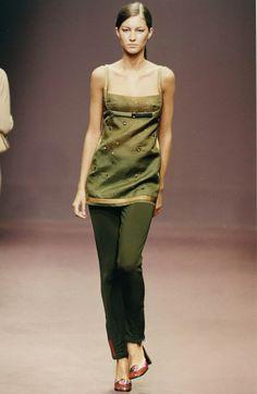 FW 1999 Womenswear | PRADA 1999 Fashion, Runway Fashion, High Fashion, Fashion Show, Fashion Design, Vintage Fashion 90s, Grad Dresses, Marchesa, Ready To Wear