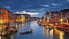 Venice, Venice, Venice just got to go there