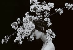 Japanese photographer Sayaka Maruyama creates art that explores, recreates, and redefines the classic definitions of beauty. She challenges her viewers to