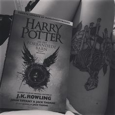 #harrypotter #tattoo