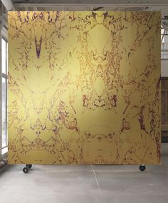 Gold Marble Wallpaper by Piet Hein Eek – NLXL