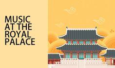 Music at the Royal Palace – Festival de música em Seul