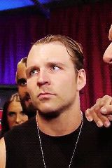 That Smirk Made Me Melt... THAT WAS HOT<3<3<3<3 (Creepy Seth in the background) lol