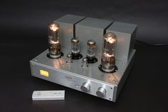 218ia is a 22 Watt Integrated Amp using 845 tubes. Very inefficient, but very reliable.
