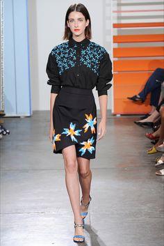 Tanya Taylor (Spring-Summer 2015) R-T-W collection at New York Fashion Week  #AntoninaVasylchenko #BriaCondon #CristinaHerrmann #EmmaWaldo #EstellaBrons #HeriethPaul #IrinaNikolaeva #JingWen #KaiNewman #KiaLow #KidPlotnikova #LarissaHofmann #MaggieJablonski #MarinaKrtinic #MatildaLowther #MonaMatsuoka #NewYork #SophieTouchet #StinaRappWastenson #TanyaTaylor See full set - http://celebsvenue.com/tanya-taylor-spring-summer-2015-r-t-w-collection-at-new-york-fashion-week/
