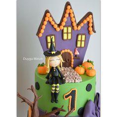 Günaydın; güzel günler, mutlu haftalarımız olsun! duygumasali.com #edirne #edirnepasta #edirnebutikpasta #butikpasta #halloween #witch #pumpkin #cake #food #delish #delicious #yummy #amazing #balkabağı #tatlıcadı #foodie #foodpic #1stbirthday #cake #1yas #sekerhamuru #handmade #tatlıcadı #cadılarbayramı