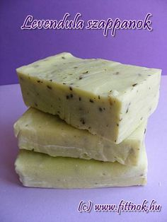 Szappankészítés házilag | Fitt Nők blog Natural Life, Home Made Soap, Soap Making, Diy And Crafts, Homemade, Health, Food, Cosmetics, Diy