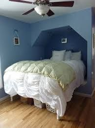 bed in closet - Google Search