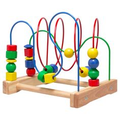 Must remember to buy children's toys at IKEA, they sell the ones I use to play with!