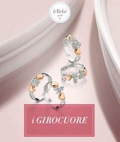 Il tuo cuore con il suo...Girocuore Le Bebè! http://www.gioielleriagigante.it/categoria-prodotto/gioielli-donna/le-bebe/