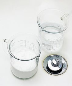 Bicarbonato di sodio come Drain Unclogger