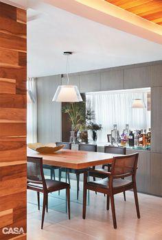 Sala de jantar: 10 boas ideias de decoração