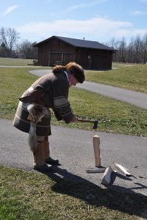 Maple Sugaring at Carlisle Reservation.