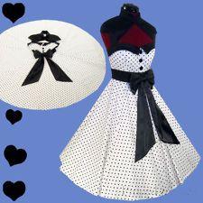 Polka Dot Rockabilly Dress