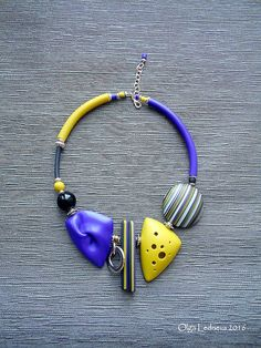 CERNIT Blue bead - inspired by Dan Cormier | by Ольга Леднева
