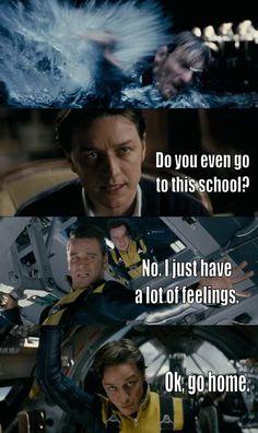 X-Men quotes | Men:First Class Macros, part 2