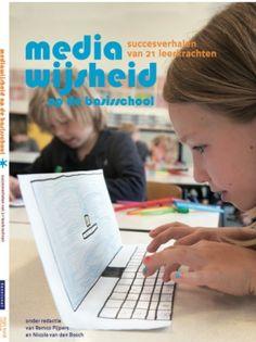 In het inspiratieboek 'Mediawijsheid op de basisschool' vertellen 21 leerkrachten hun verhaal. Hoe gebruiken ze media als middel om hun lessen te verrijken, hoe leren ze hun leerlingen media te begrijpen, positief te gebruiken en risico's het hoofd te bieden?