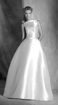 Wedding Dress Pronovias 2016 Atelier